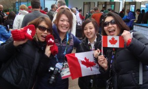 WE LOVE CANADA!!